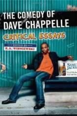 comedy-dave-chappelle-critical-essays-k-a-wisniewski-paperback-cover-art