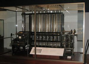 Babbage_Difference Engine