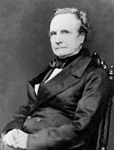 Charles Babbage 1860
