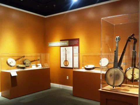 Banjo Exhibit
