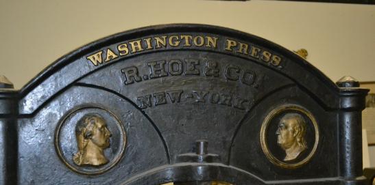 Washington Press Close-up