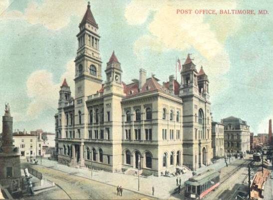 Building_175_Baltimore_OldPostOffice_1906_PC