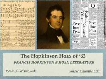 Hopkinson Hoax