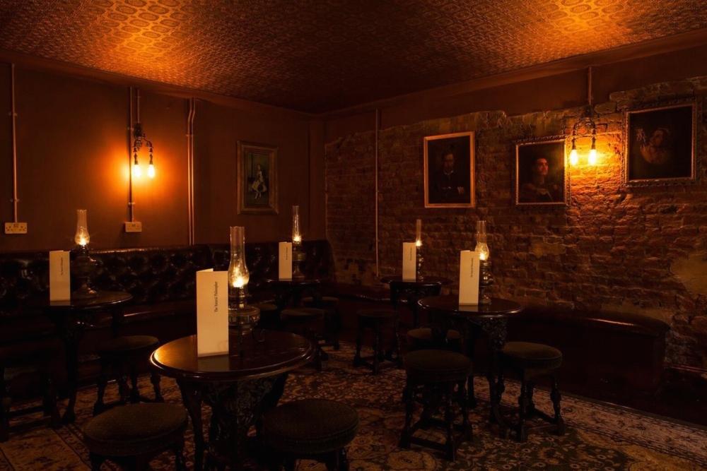 My London Pub Quad (6/6)