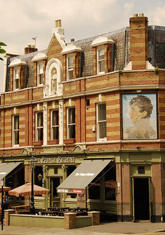 My London Pub Quad (3/6)
