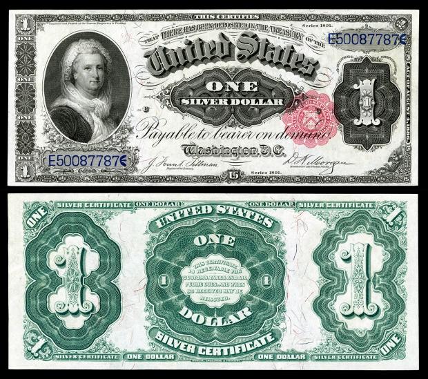 Martha Washington 1