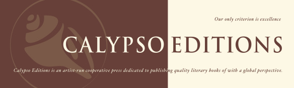 Calypso Editions: Open Call/Reading Period & Recent Titles (1/6)