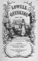 1845 Lowell_Offering Cover