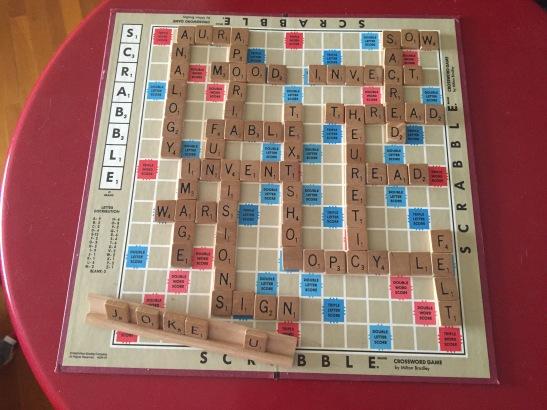 Electracy Scrabble