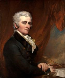 John Trumbull painter Self-Portrait 1802