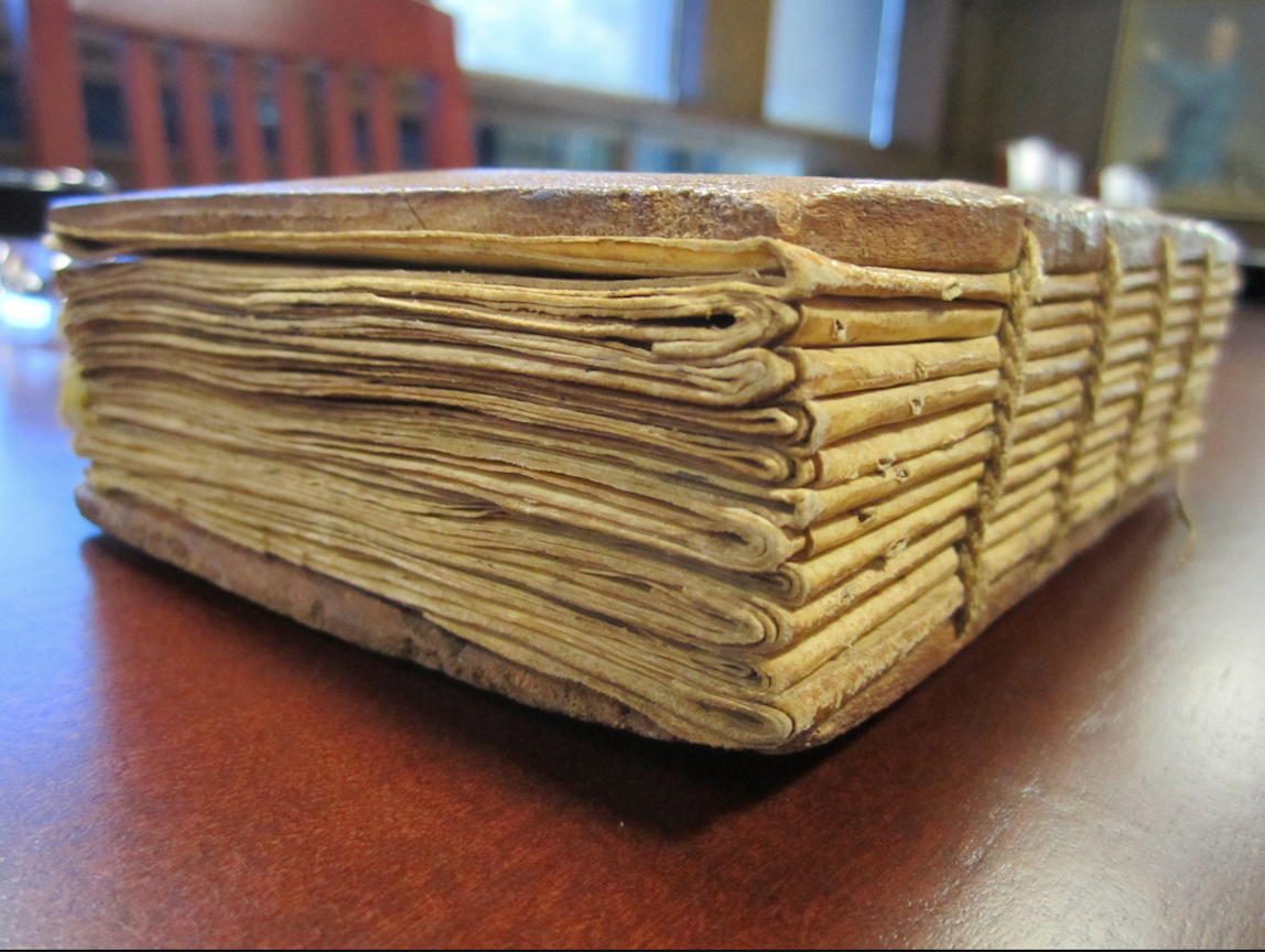 Types of Book-Binding – Mulberry, Mummies & Marshes