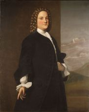 BFranklin Portrait _ Robert Feke