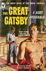 Great Gatsby Book Cover 05