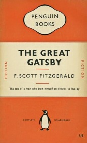 Great Gatsby Book Cover 07