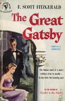 Great Gatsby Book Cover 09