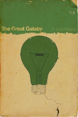 Great Gatsby Book Cover 12