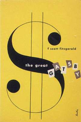Great Gatsby Book Cover 13 (1953)