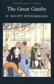 Great Gatsby Book Cover 18 (1993)