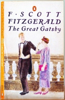Great Gatsby Book Cover 21