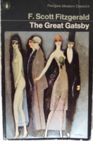 Great Gatsby Book Cover 22