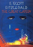 Great Gatsby Book Cover 24