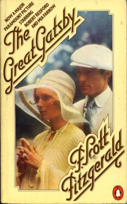 Great Gatsby Book Cover 25