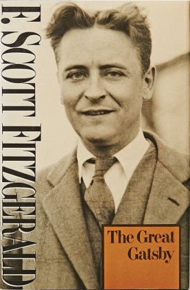 Great Gatsby Book Cover 26