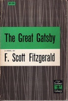 Great Gatsby Book Cover 29
