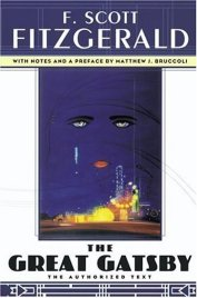 Great Gatsby Book Cover 31