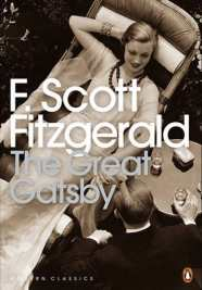 Great Gatsby Book Cover 32 (2000)