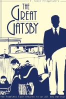 Great Gatsby Book Cover 35