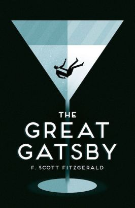 Great Gatsby Book Cover 39