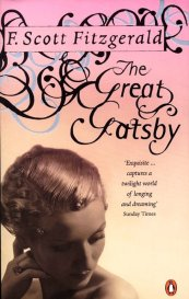 Great Gatsby Book Cover 45