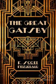 Great Gatsby Book Cover 46
