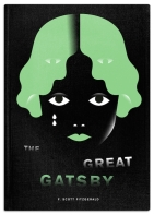 Great Gatsby Book Cover 48